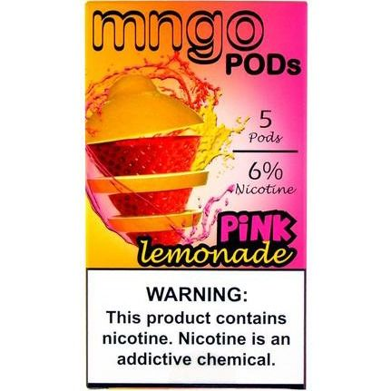 Mango Juul Compatible Pods PINK LEMONADE