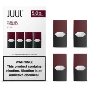 Juul Virginia Tobacco