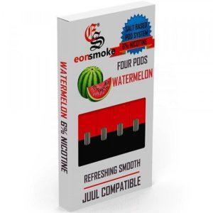 Eonsmoke Watermelon JUUL Compatible Pods – 4 Pack